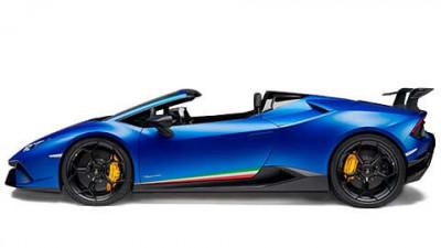 New Lamborghini Huracan