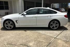 2015 BMW 428i F36 M Sport Gran Coupe Hatchback