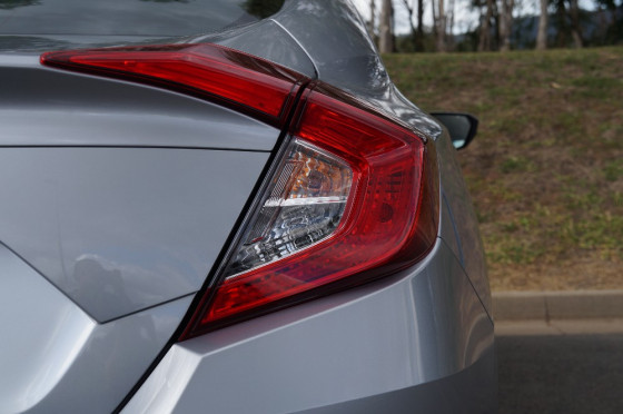 2017 Honda Civic Hatch 10th Gen VTi Sedan
