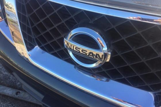 2014 Nissan Navara D40 S7 ST Utility