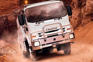 New Isuzu 4x4/AWD