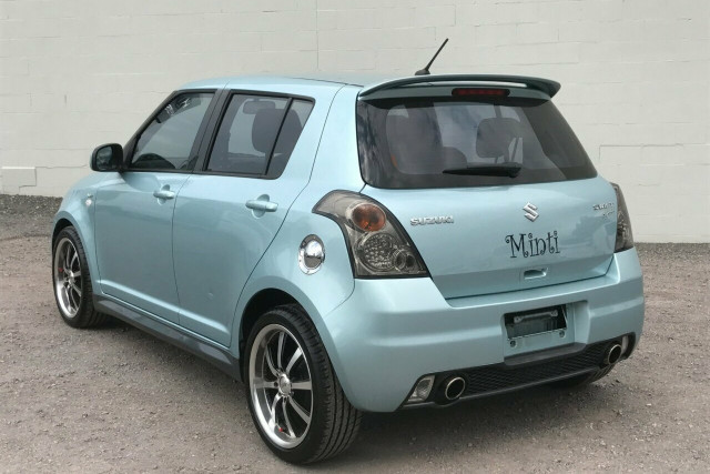 2008 Suzuki Swift RS415 Z Series Hatchback