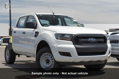 Ford Ranger 4x2 XL Double Cab Chassis 2.2L Hi-Rider PX MkII