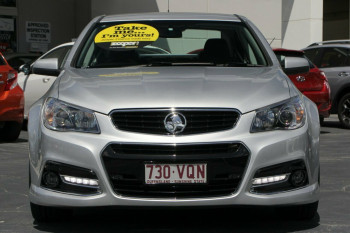 2014 Holden Commodore VF MY14 SV6 Storm Sedan