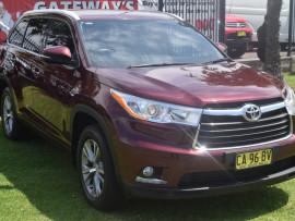 Toyota Kluger GXL GSU50R