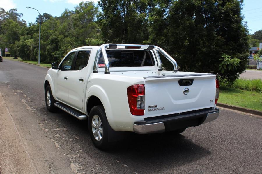 2015 Nissan Navara D2 Ute Utility