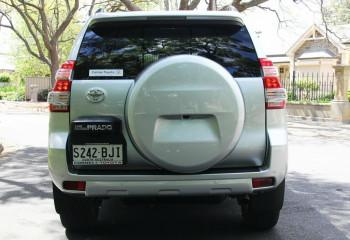 2015 Toyota Landcruiser Prado GDJ150R GXL Wagon