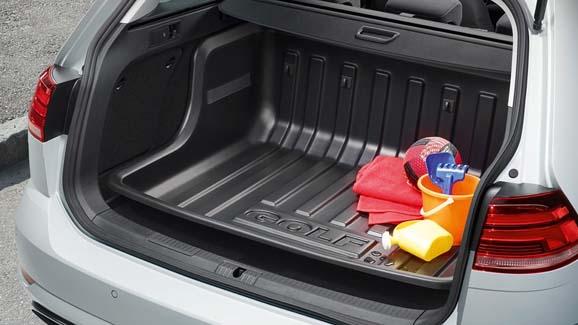 Luggage compartment loadliner