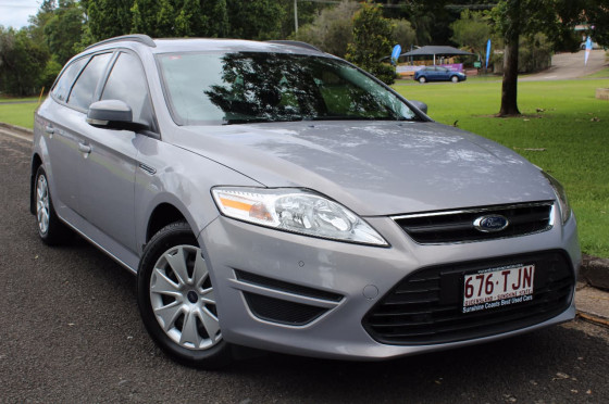 2011 Ford Mondeo MC LX Wagon