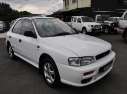 Subaru Sportswagon N