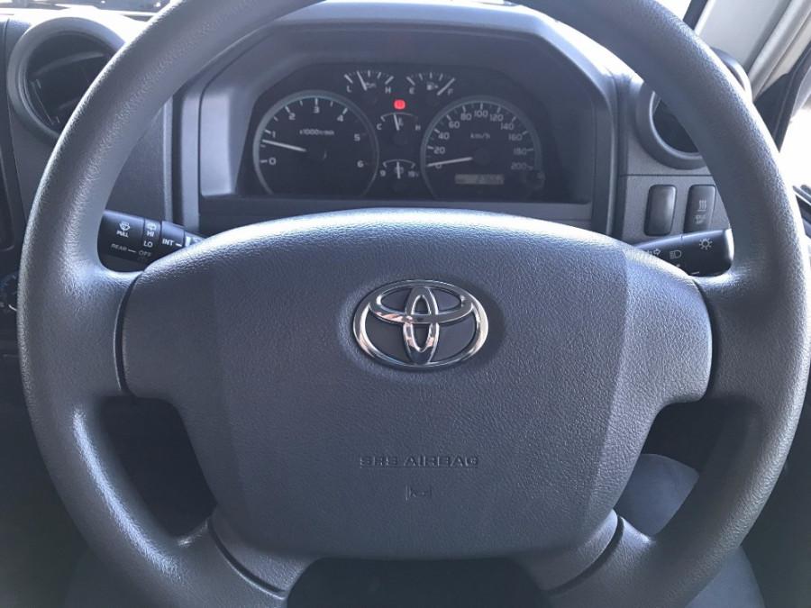 2016 Toyota Landcruiser VDJ76R WORKMATE Wagon
