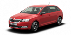New ŠKODA Rapid