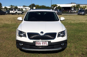 Skoda Superb 125TDI 3T  Outdoor