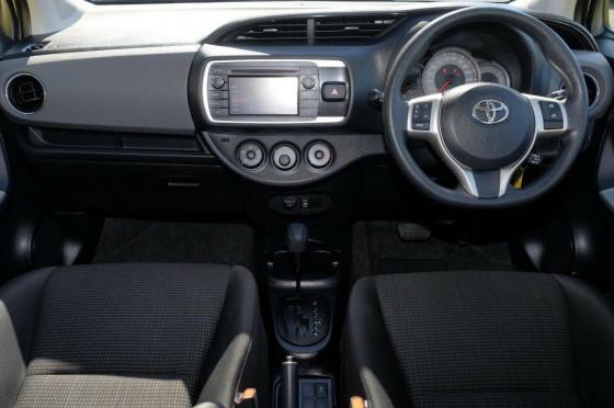2015 Toyota Yaris NCP130R Ascent Hatchback