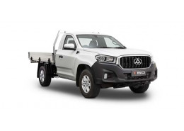 LDV T60 Ute Cab Chassis 4WD SK8C
