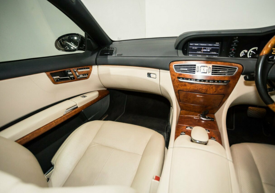 2007 Mercedes-Benz CL500 C216 Coupe