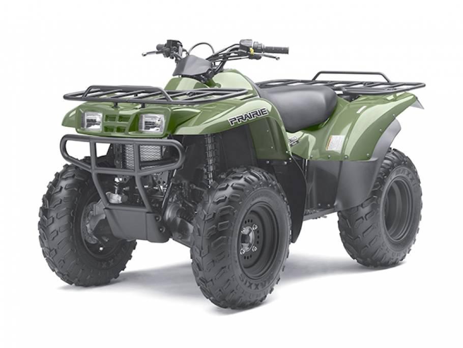 New 2013 KVF360 4x4
