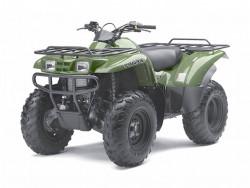 New Kawasaki 2013 KVF360 4x4