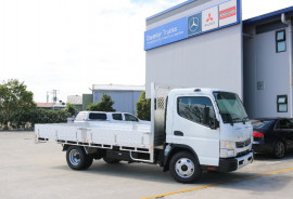 Fuso Canter Alloy Tray 615A Wide Cab WIDE CAB