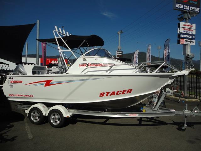 Stacer Stacer ranger 609 ocean
