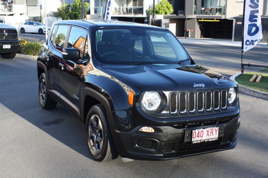 2015 Jeep Renegade BU Sport Hatchback