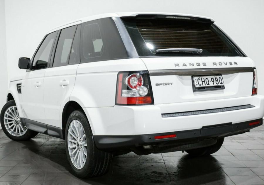 2012 MY Land Rover Range Rover Sport L320 12MY SDV6 CommandShift Wagon