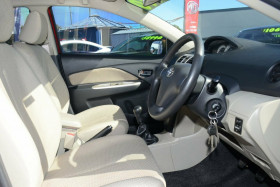 2007 Toyota Yaris NCP93R YRS Sedan