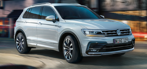 All-new Tiguan Change how you think about design