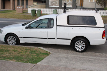 2004 Ford Falcon BA Mk II