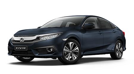 2017 Honda Civic Sedan 10th Gen VTi-LX Sedan