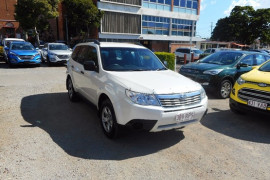 Subaru Forester X LIMITED EDITION S3 MY09
