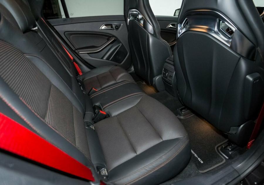2016 MY06 Mercedes-Benz CLA45 X117 806MY AMG Shooting Brake SPEEDSHIFT DCT 4MATIC Wagon