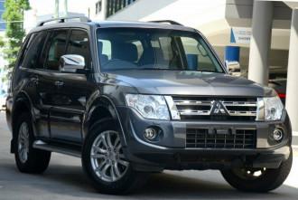 Mitsubishi Pajero Exceed NW MY14