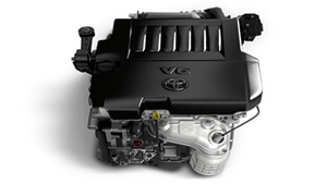 Kluger Engine Power and Towing Capacity