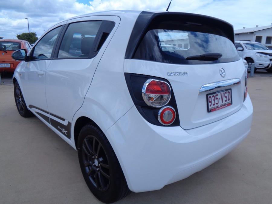 2015 Holden Barina TM  X Hatchback