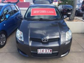 Toyota Corolla SX ZRE152R Levin