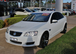 Holden Commodore Omega Used VE II