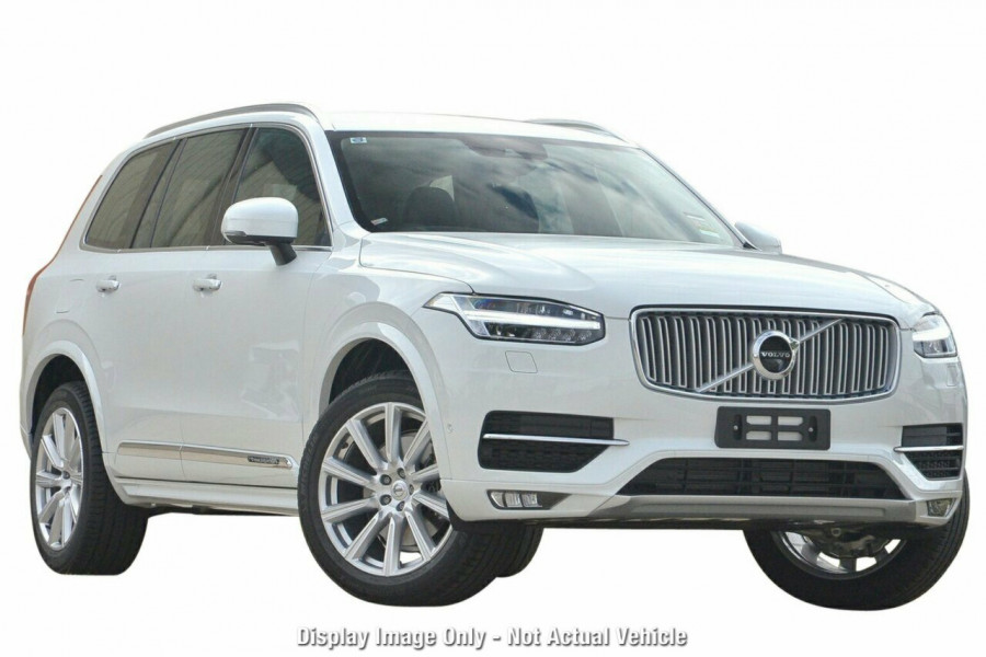 2017 MY18 Volvo XC90 L Series T6 Geartronic AWD Inscription Wagon