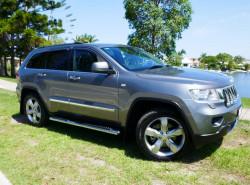 Chrysler Grand Cherokee Overland WK