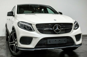 Mercedes-Benz GLE450 AMG Coupe 9G-Tronic 4MATIC C292