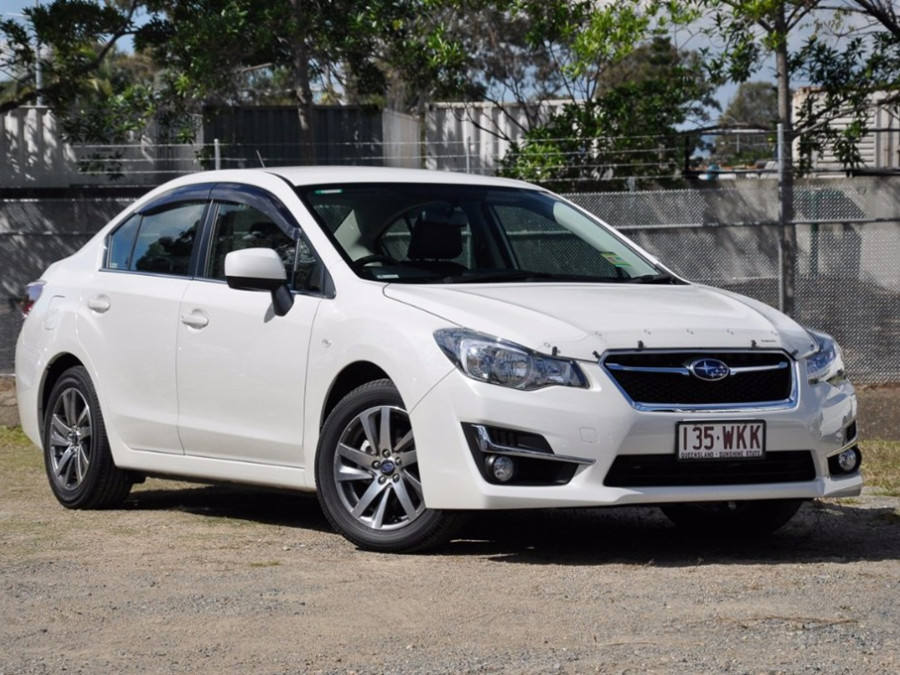 2016 subaru impreza 2 0i premium for sale in cairns trinity subaru. Black Bedroom Furniture Sets. Home Design Ideas
