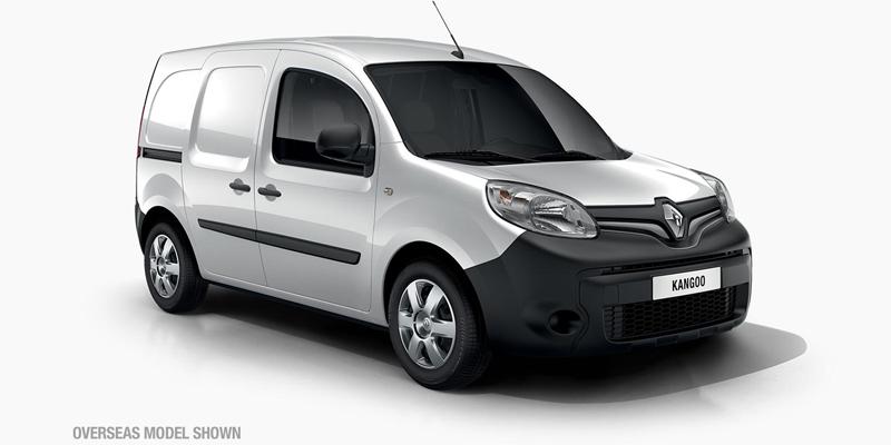 2017 Renault Kangoo X61 Phase II Compact Van