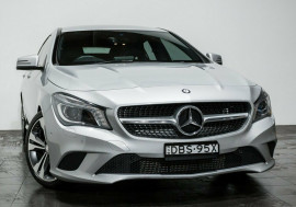 Mercedes-Benz CLA200 Shooting Brake DCT X117 806MY