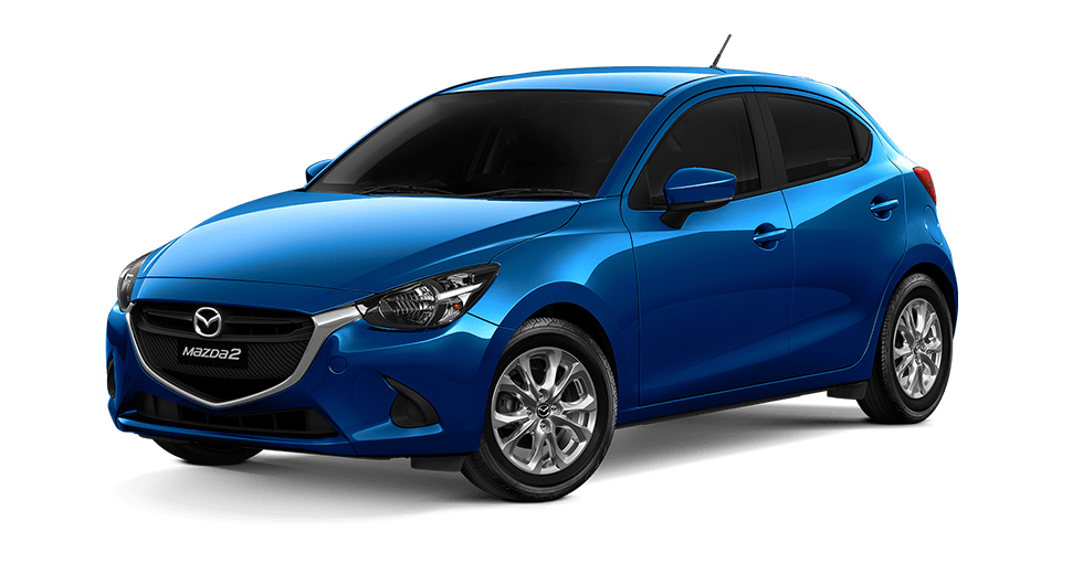 NEW MAZDA 2 Maxx | Sedan and Hatch