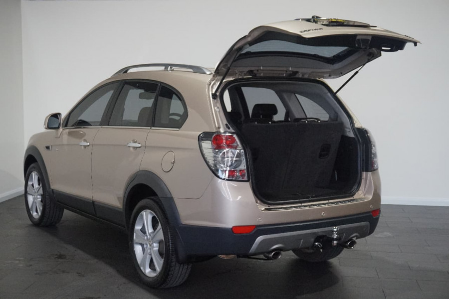 2011 Holden Captiva CG Turbo LX Wagon