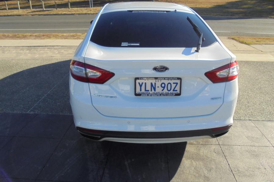 2016 MY17 Ford Mondeo MD Ambiente Hatch Hatch