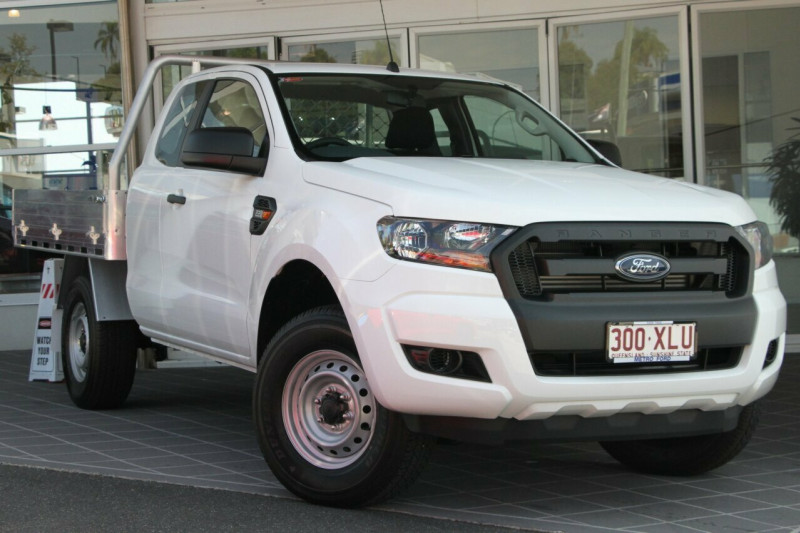 2017 Ford Ranger PX MkII 4x2 XL Super Cab Chassis 2.2L Hi-Rider Cab chassis