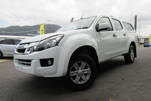 Isuzu Ute D-MAX LS-M (No Series) MY14