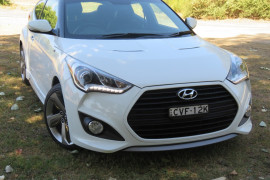 Hyundai Veloster Turbo FS3 SR