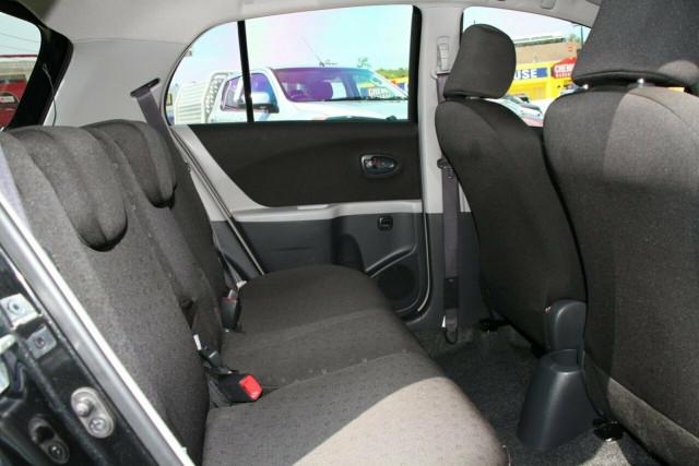 2008 Toyota Yaris NCP90R Rush Hatchback